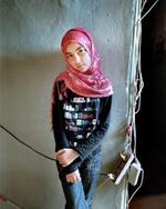 Rania Matar: Samira 12, Bourj El Barajneh Camp, Beirut, 2011