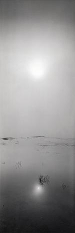 SOLAR Group Exhibition: David H. Gibson, Sunrise, August 29, 2005, 8:30 AM Eagle Nest Lake, NM, 05
