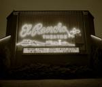 Steve Fitch: Drive-in theater, Dalhart, Texas, 1974