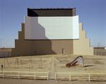 Steve Fitch: Prairie Drive-In Theater, Dumas, Texas, January 9, 1981