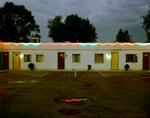 Steve Fitch: Sandia Motel, Highway 66, Albuquerque, New Mexico; August, 1980