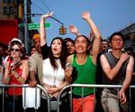 Susana Raab: Hot-Dog Fans, Coney Island, New York
