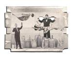 Walter Plotnick: New York, Uprising