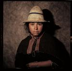 William Coupon: Quechua Girl, La Paz, Bolivia, 1984