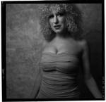 William Coupon: Bette Midler, New York City   , 1979