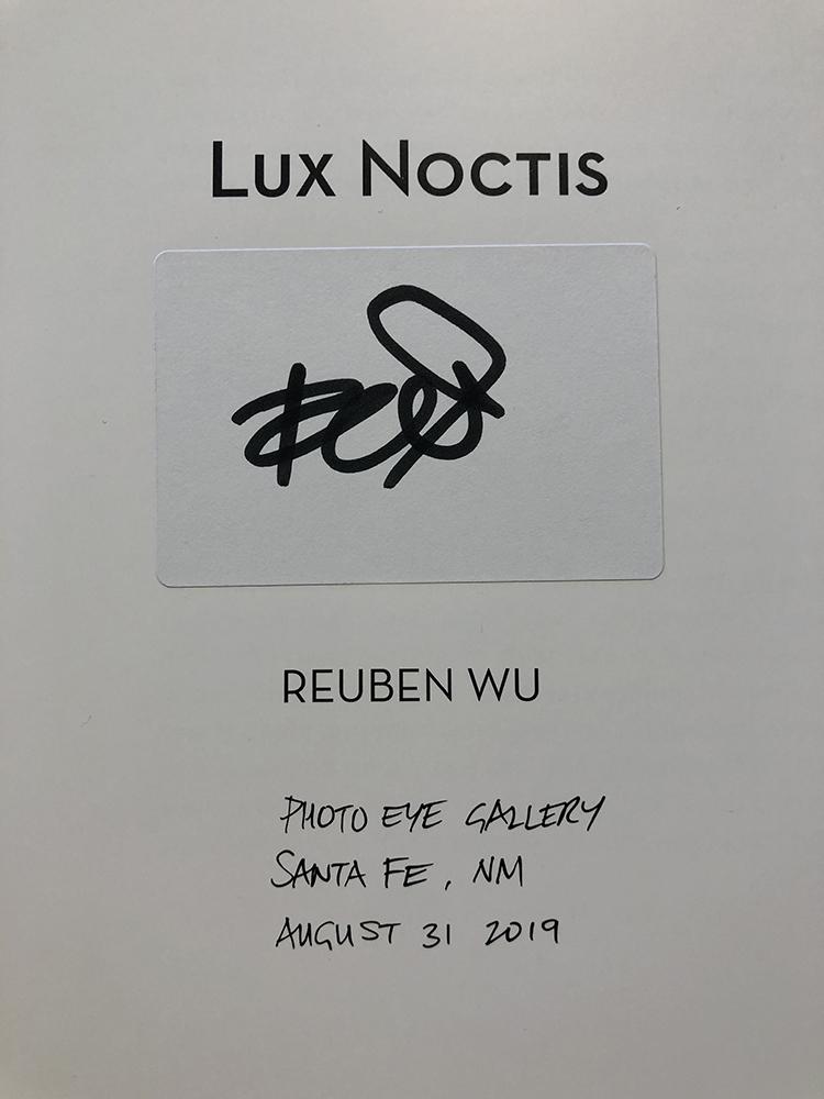 Wu Signiture